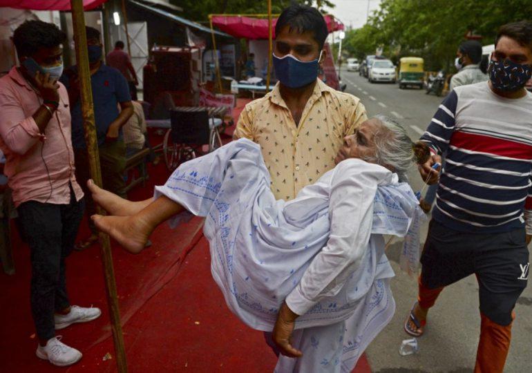 """La OMS clasifica la variante descubierta en India como """"preocupante"""""""