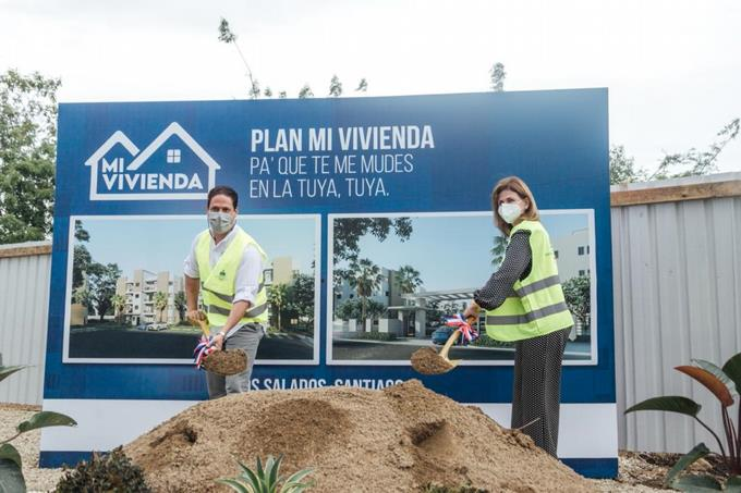 "Inician ""Plan Mi Vivienda"" en Santiago"