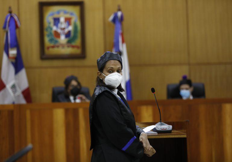 Mirna Ortíz dice pruebas de Díaz Rúa ''no corroboran para nada postura de la defensa''