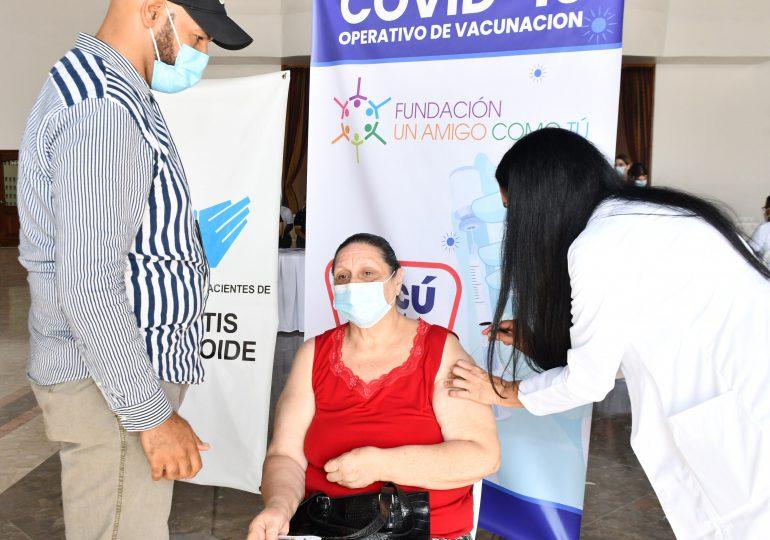 Pacientes con la defensa afectada serán vacunados contra Covid-19