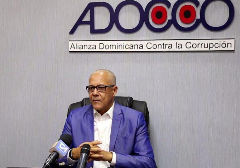 Adocco: Pese a decreto suspende funcionarios no presentaron declaraciones de patrimonio, embajadores y otros siguen cobrando