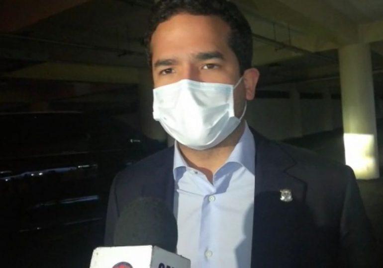 Video   Testimonios de legisladores que se vieron afectados con apagón en el AILA