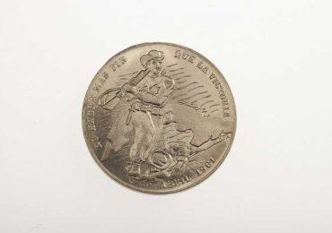 Con una 'moneda de la victoria' la CIA conmemora 60 años de la invasión de bahía de Cochinos