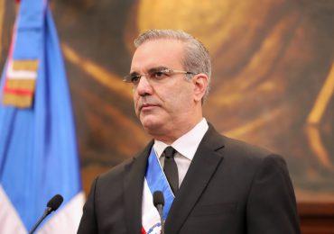 Presidente Abinader sobre el 30%: hay que llevarlo al diálogo