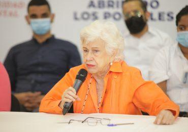 Ortiz Bosch asegura es abusivo que los ciudadanos reciban servicios públicos de forma tardía