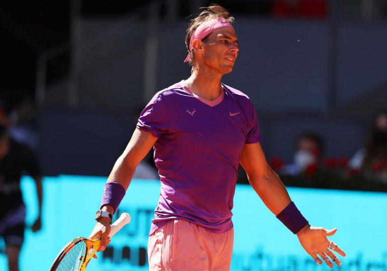 Nadal sigue tercero en clasificación ATP pese a su triunfo en Roma