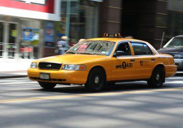 Desaparece una joven turista tras subir a un taxi en Times Square