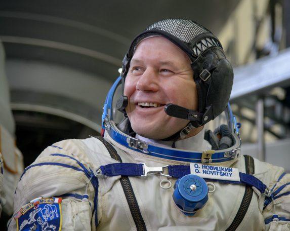 Astronauta describe a RD como un paraíso en la tierra