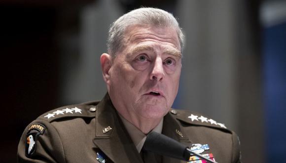Jefe militar EEUU advierte a Israel que conflicto con los palestinos podría extenderse