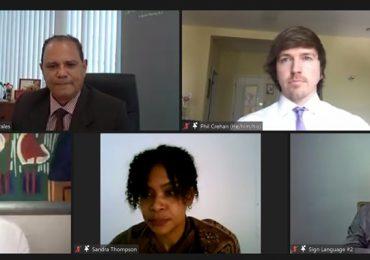 Líderes del Caribe dialogan sobre cómo avanzar en DD.HH. y la inclusión socioeconómica de las personas LGBTI