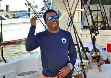 """Pedro Martínez se une al torneo de pesca """"2021 Cap Cana White Marlin Tournament"""""""