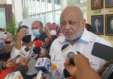 VIDEO   Gabinete de Salud es quién tiene la decisión sobre el retorno a las aulas, dice Roberto Fulcar