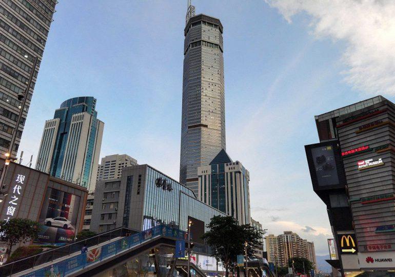 """China mantendrá cerrado su """"edificio oscilante"""" para realizar inspecciones"""
