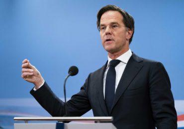 """Primer ministro holandés anuncia fin del """"confinamiento"""" el 5 de junio"""