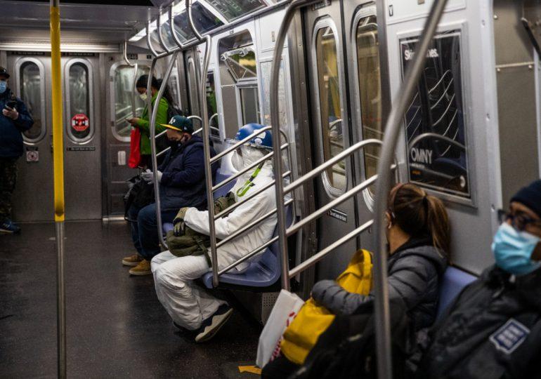 Nueva York reabrirá el metro 24 horas y suavizará restricciones desde mitad de mayo