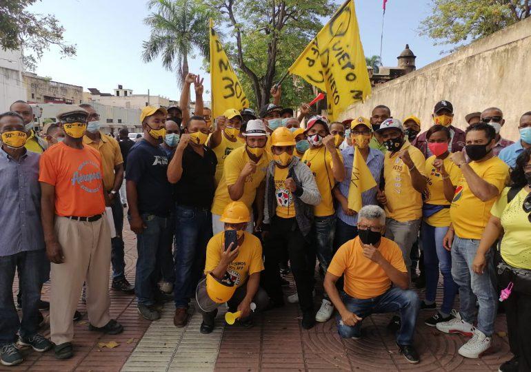 Video | En el Día del Trabajador manifestantes exigen 30% de sus fondos en AFP