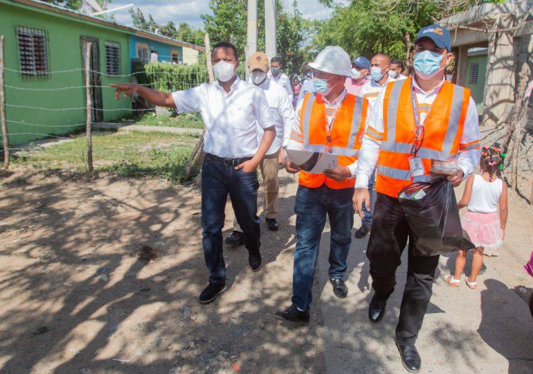 VIDEO | Edesur desarrolla 33 mini proyectos valorados en casi RD$81 millones en San Juan de la Maguana