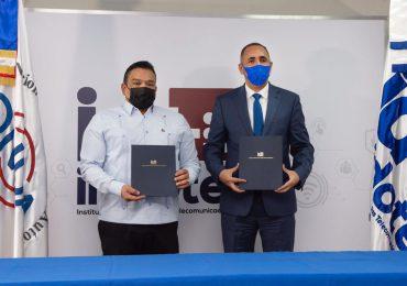 Indotel y ONDA pactan afianzar protección intelectual y derecho de autor en el país