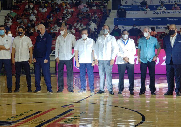 Video | Arranca el Torneo de Baloncesto Superior del Distrito Nacional