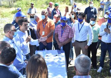 VIDEO | INAPA invierte RD$15 millones en rehabilitación de planta potabilizadora en Jánico