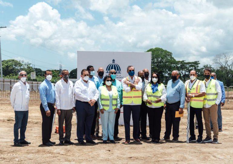 Reinician construcción del centro universitario regional UASD en Hato Mayor con una inversión de casi RD$400 millones