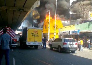 El Boli se solidariza con Aro y Pedal, tras incendio registrado este viernes