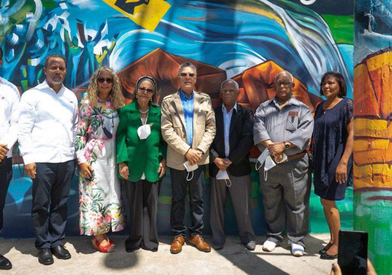 Dedican calle y mural al luchador antitrujillista  Fernando Rodríguez Montán