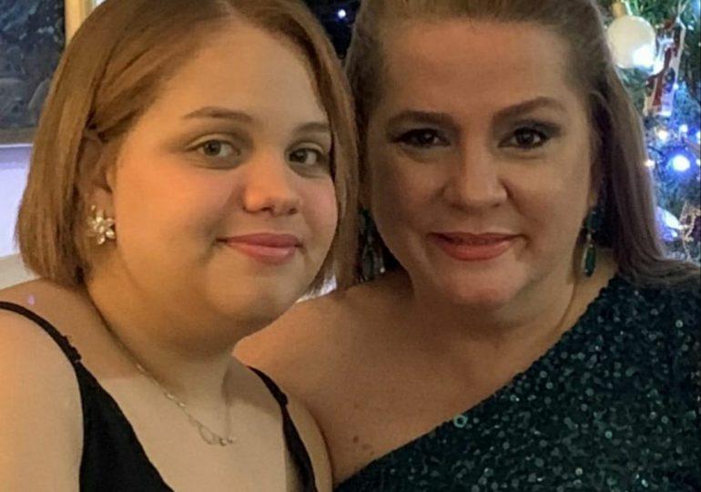 Jatna Tavárez y su hija dan positivo al COVID19
