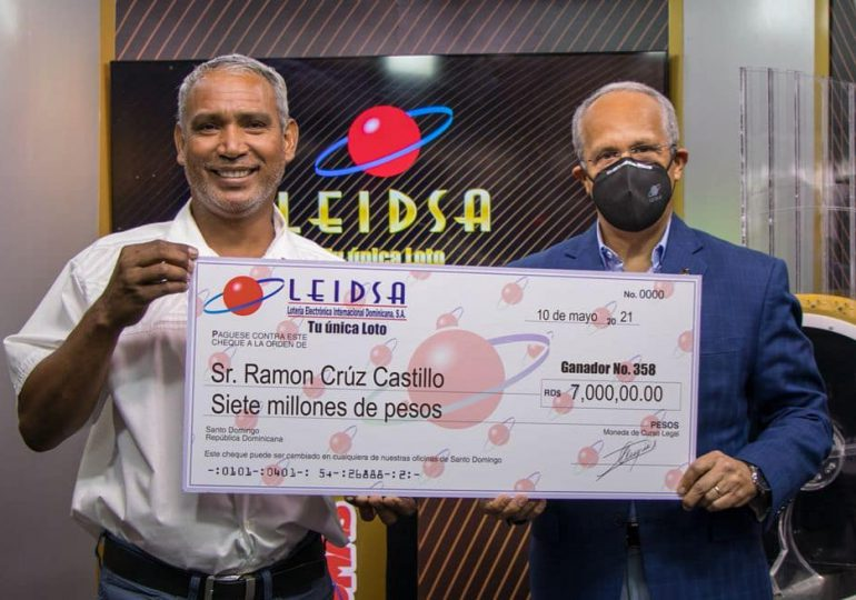 Ganador de siete millones aparece a reclamar su premio a pocos días de vencer plazo