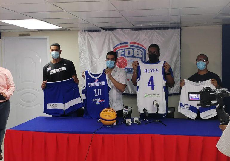 VIDEO | El equipo de baloncesto dominicano buscará el boleto olímpico por primera vez en la modalidad 3x3