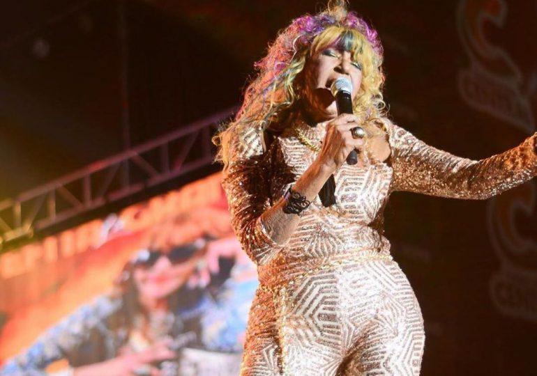Fefita La Grande ofrecerá concierto virtual este sábado 22