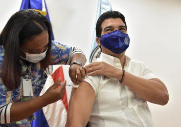 VIDEO | El INAPA inicia jornada de vacunación contra el COVID-19 para sus colaboradores