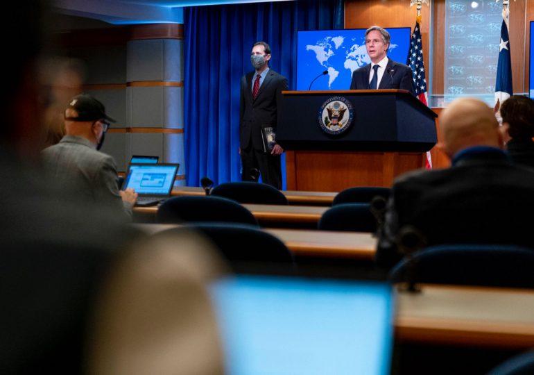 Secretaría de Estado de EEUU anuncia reunión con líderes israelíes y palestinos