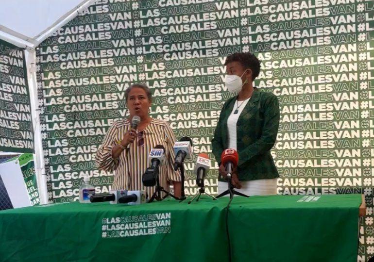 Madre de Esperancita lamenta presidente y primera dama no la recibieran en Palacio Nacional