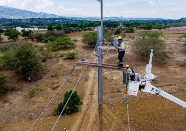 Localidades de cinco provincias no tendrán electricidad por siete horas este fin de semana