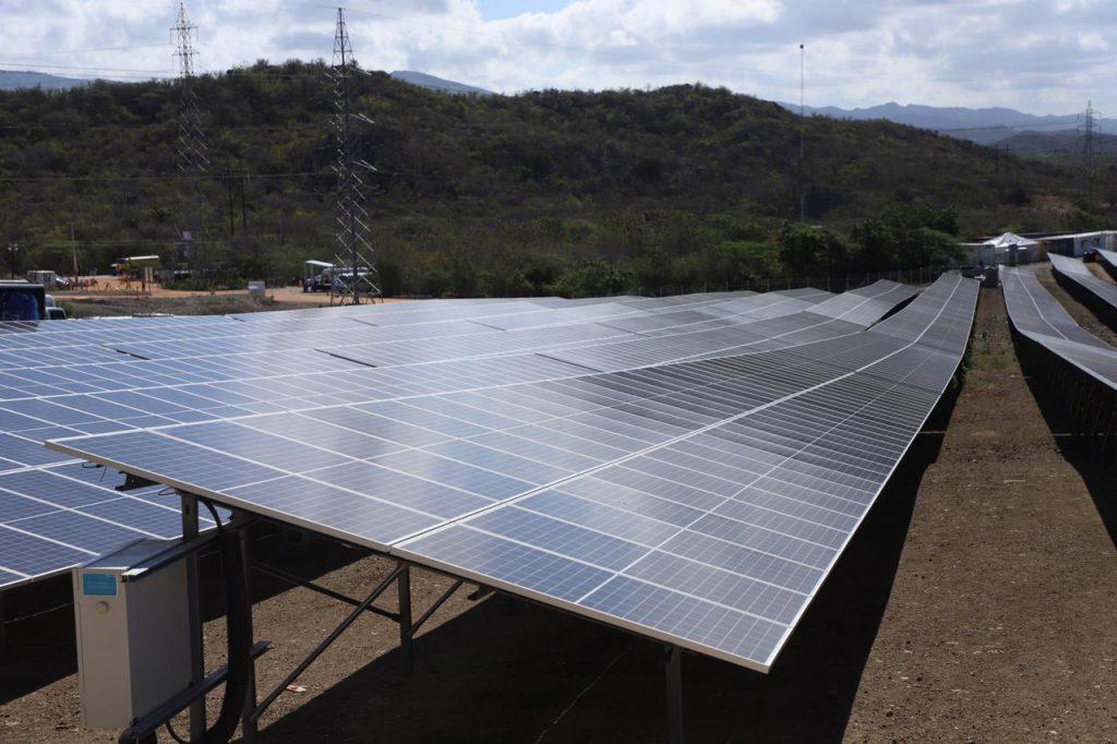 Inauguran primera operación 100% renovable del Grupo AES en RD con inversión aproximada de UD millones