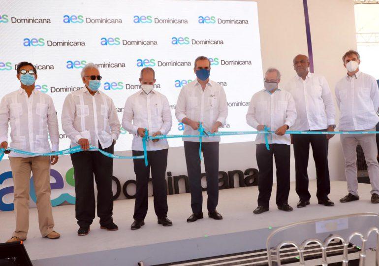 Inauguran primera operación 100% renovable del Grupo AES en RD con inversión aproximada de UD$60 millones