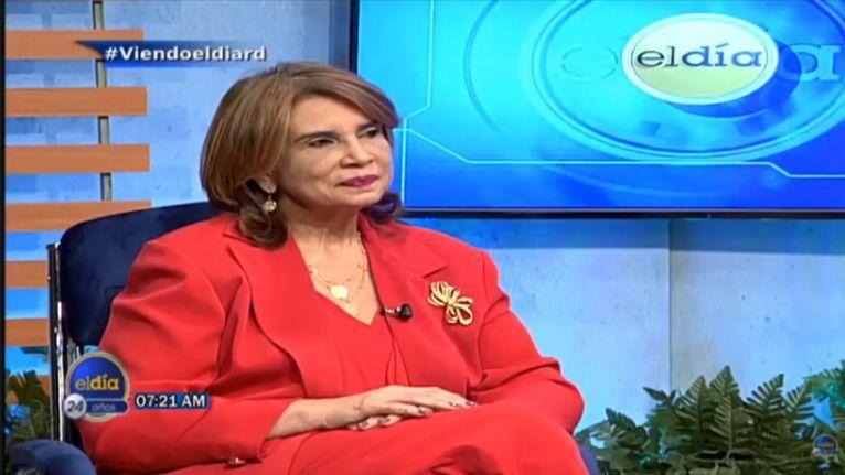 Ivelisse Acosta dice razones de su renuncia al MSP son muy personales