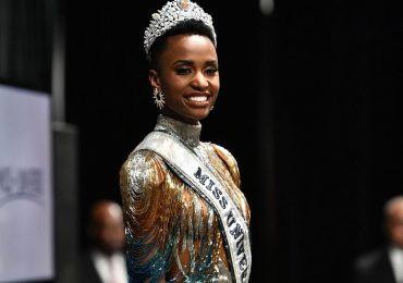 El emotivo mensaje de Zozibini Tunzi a la próxima ganadora del Miss Universo
