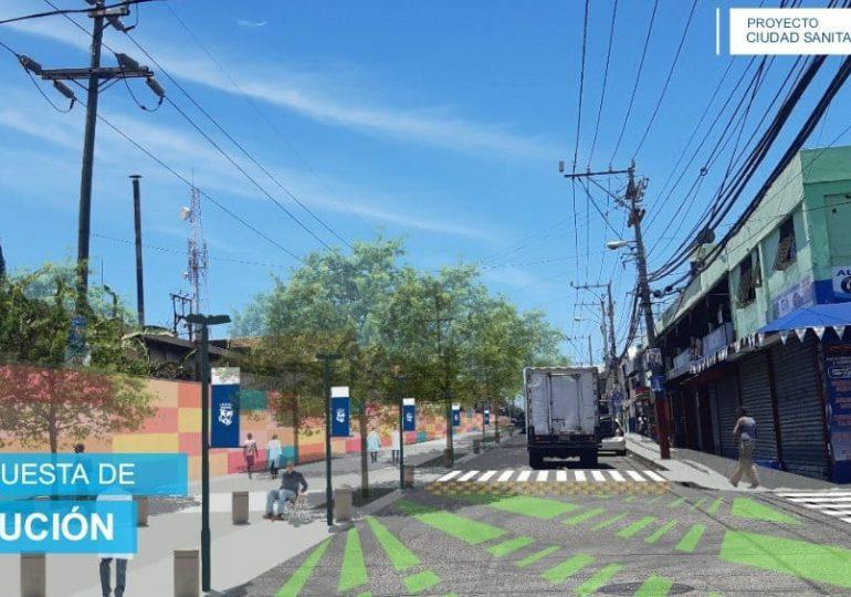 Anuncian construcción de parque lineal en Mejoramiento Social