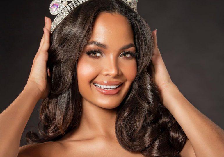 Kimberly Jiménez, se alza como cuarta finalista del Miss Universo