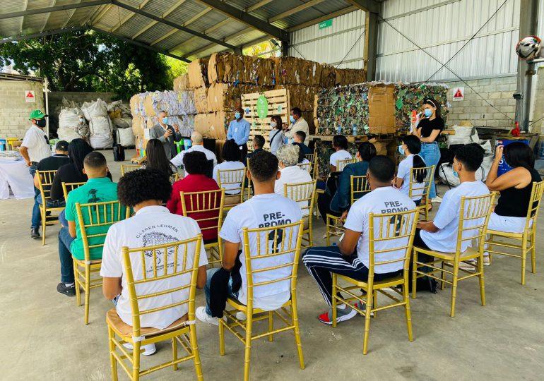 Santo Domingo Este avanza en reciclaje de desechos sólidos