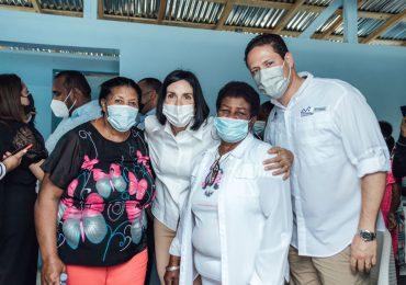 Entregan viviendas a familias damnificadas de incendio en Pimentel
