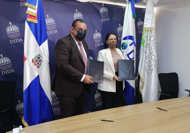 La DIDA y Comisión Nacional de Energía firman acuerdo de colaboración interinstitucional