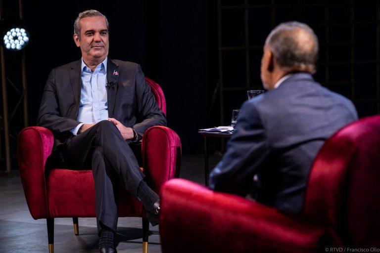 """Abinader sobre corrupción: """"yo tengo amigos, no cómplices """""""