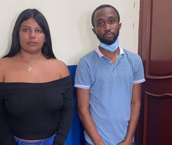Policía Nacional informa el apresamiento de dos extranjeros acusados de explotación sexual