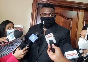 VIDEO   David Ortiz rechaza acusación en su contra por Fary Almanzar