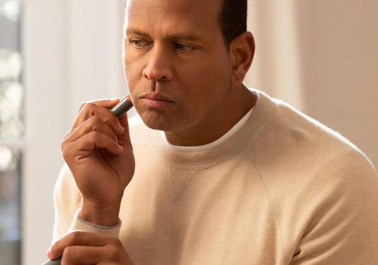 ARod presenta una gama de cosméticos para hombres