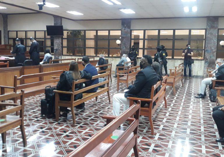 VIDEO   Defensa de David Ortiz pide conocer audiencia a puertas cerradas y sin prensa presente