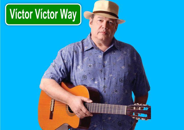 El cantautor Víctor Víctor será inmortalizado con rótulo en esquina del Alto Manhattan